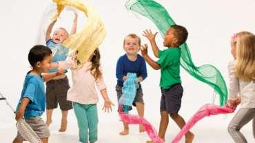 Corso di danza creativa