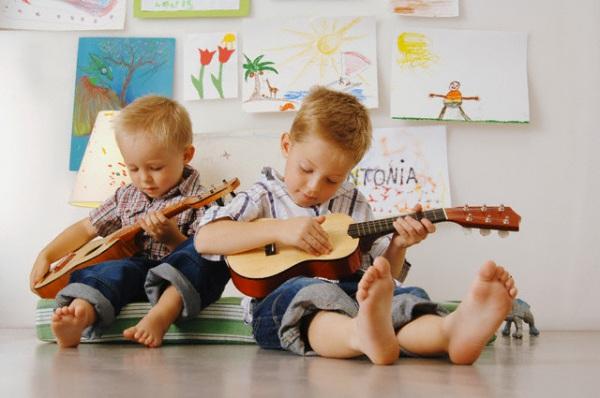 Musica e bambini. Un piacere senza obblighi