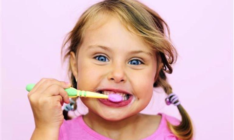 Igiene personale per l'autonomia del bambino